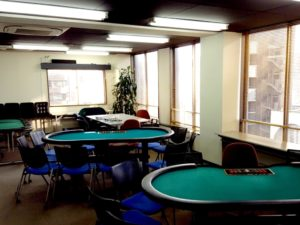 JCSホールデム教室