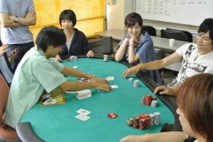 東スポカップ「日本カジノスクール」代表決定戦 @ JCSホールデム