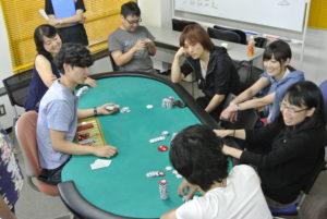 東スポカップ「日本カジノスクール」代表決定戦ファイナル @ JCSホールデム