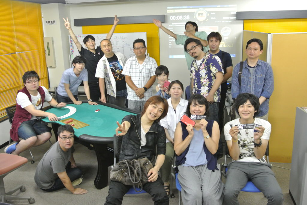 東スポカップ「日本カジノスクール」代表決定戦