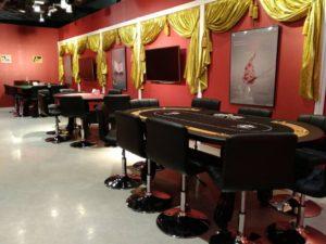 カジノカフェゲームテーブル